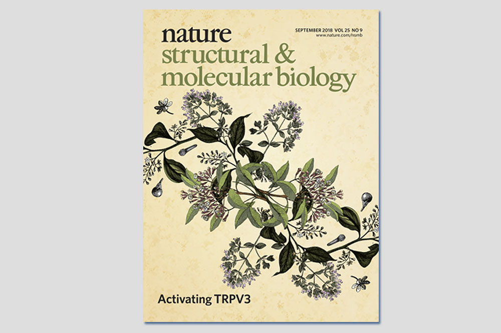 Nature Structural and Molecular Biology - Activating TRPV3